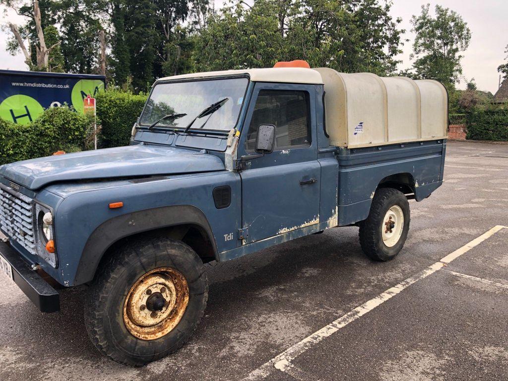 Land Rover Defender 110 Pickup 2.5 TDi Pick-Up (High capacity)