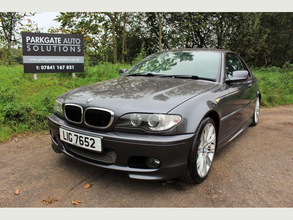BMW 3 Series Convertible 2.0 318Ci 318 Sport 2dr