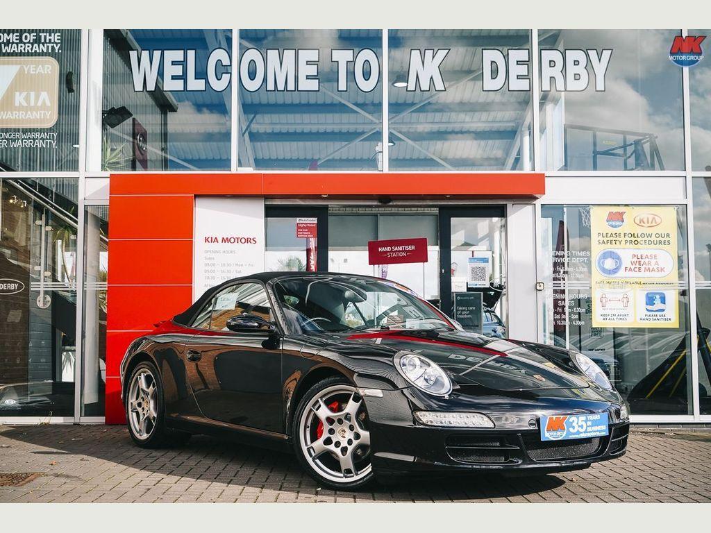 Porsche 911 Convertible 3.8 997 Carrera S Cabriolet Tiptronic S 2dr