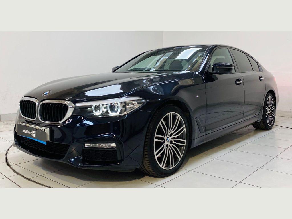 BMW 5 Series Saloon 2.0 530i GPF M Sport Auto (s/s) 4dr