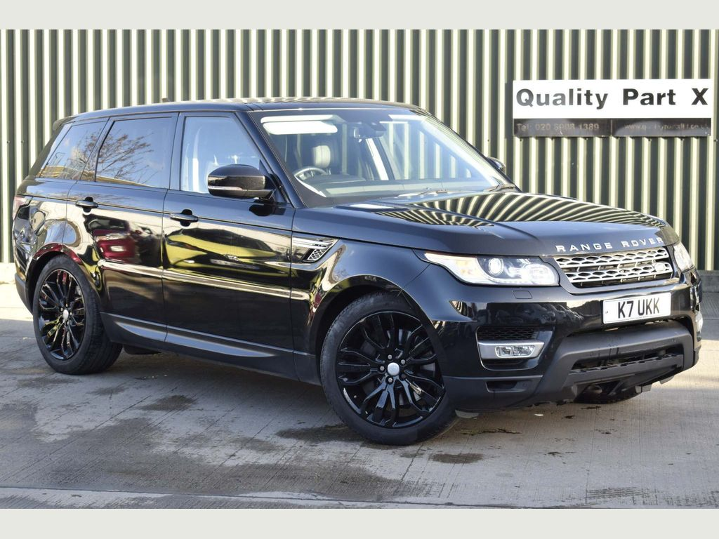 Land Rover Range Rover Sport SUV 3.0 SD V6 HSE 4X4 (s/s) 5dr
