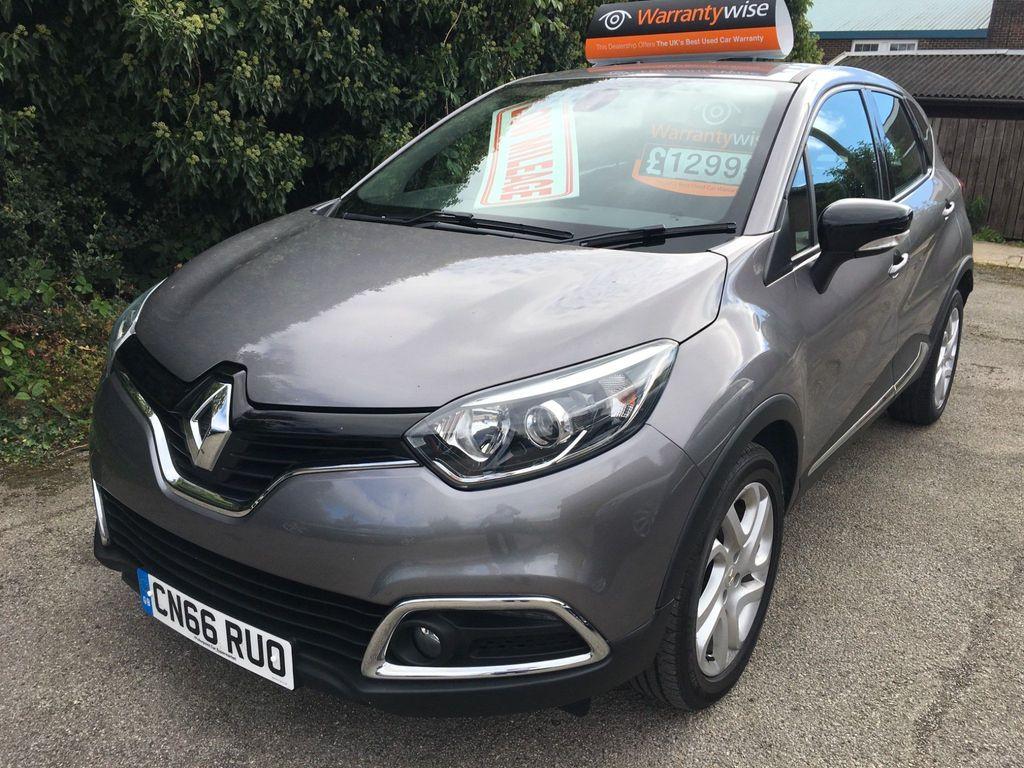 Renault Captur SUV 1.5 dCi Dynamique Nav EDC 5dr
