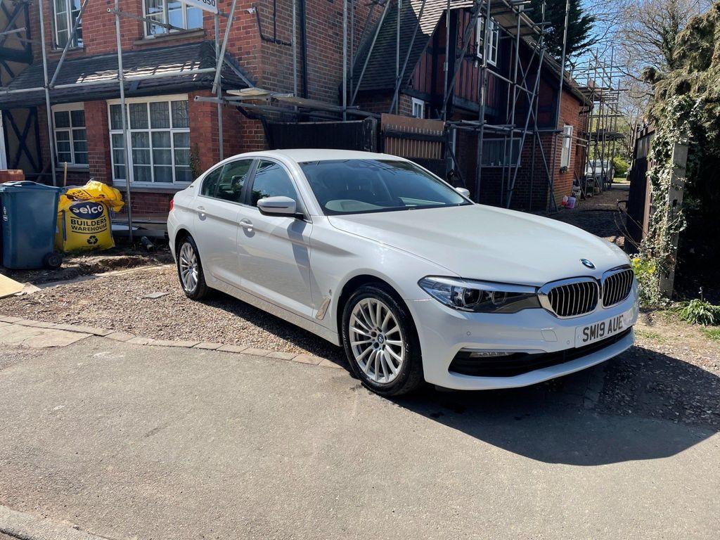 BMW 5 Series Saloon 2.0 530e 9.2kWh SE Auto (s/s) 4dr