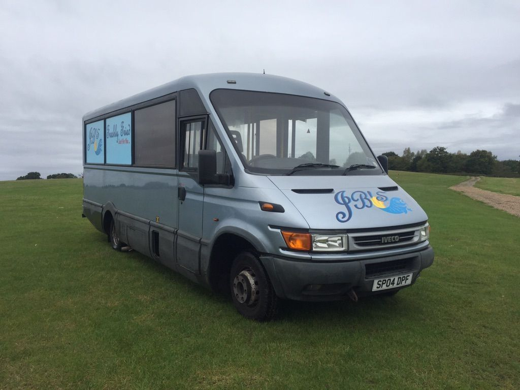 Iveco Daily Unlisted 2.8 TD 35S13 330wb Bus 14 seats 4dr