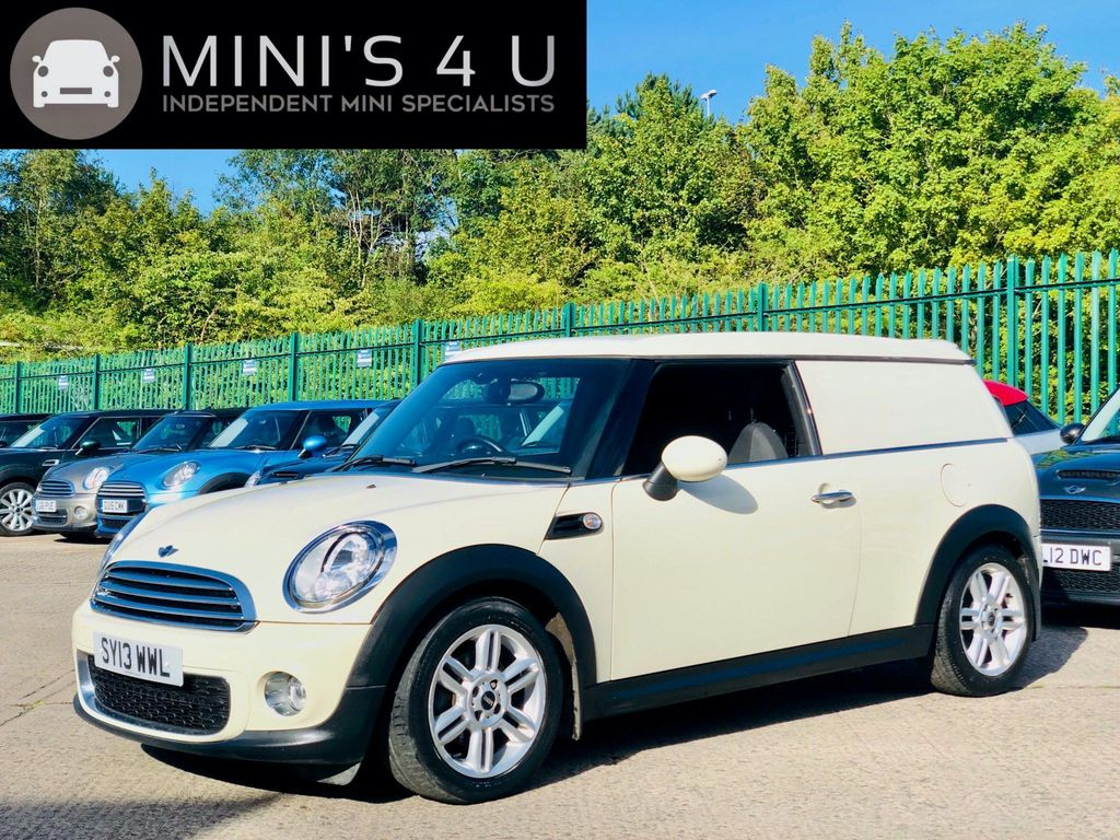 MINI Clubvan Other 1.6 TD Cooper D 5dr