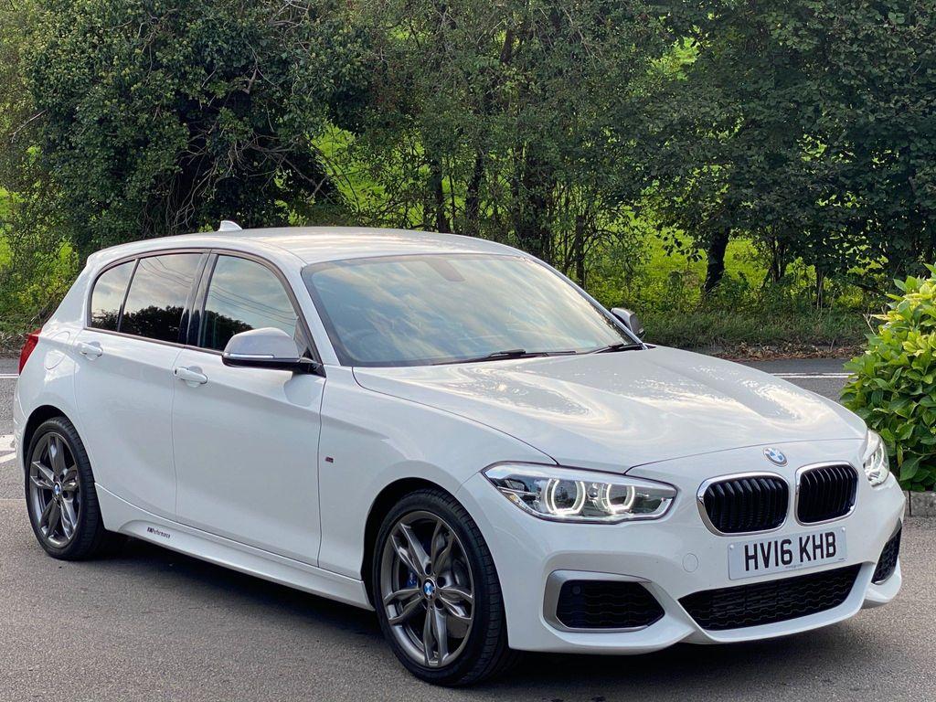 BMW 1 Series Hatchback 3.0 M135i (s/s) 5dr