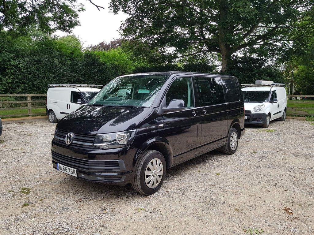 Volkswagen Transporter Combi Van 2.0 TDI T30 BlueMotion Tech Trendline Crew Van FWD (s/s) 5dr