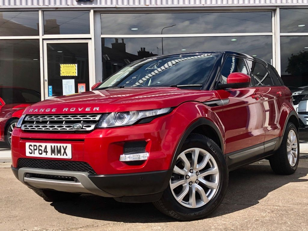 Used Land Rover Range Rover Evoque Suv 2 2 Sd4 Pure Tech Awd 5dr In Kirkcaldy Fife Alistair Buchan