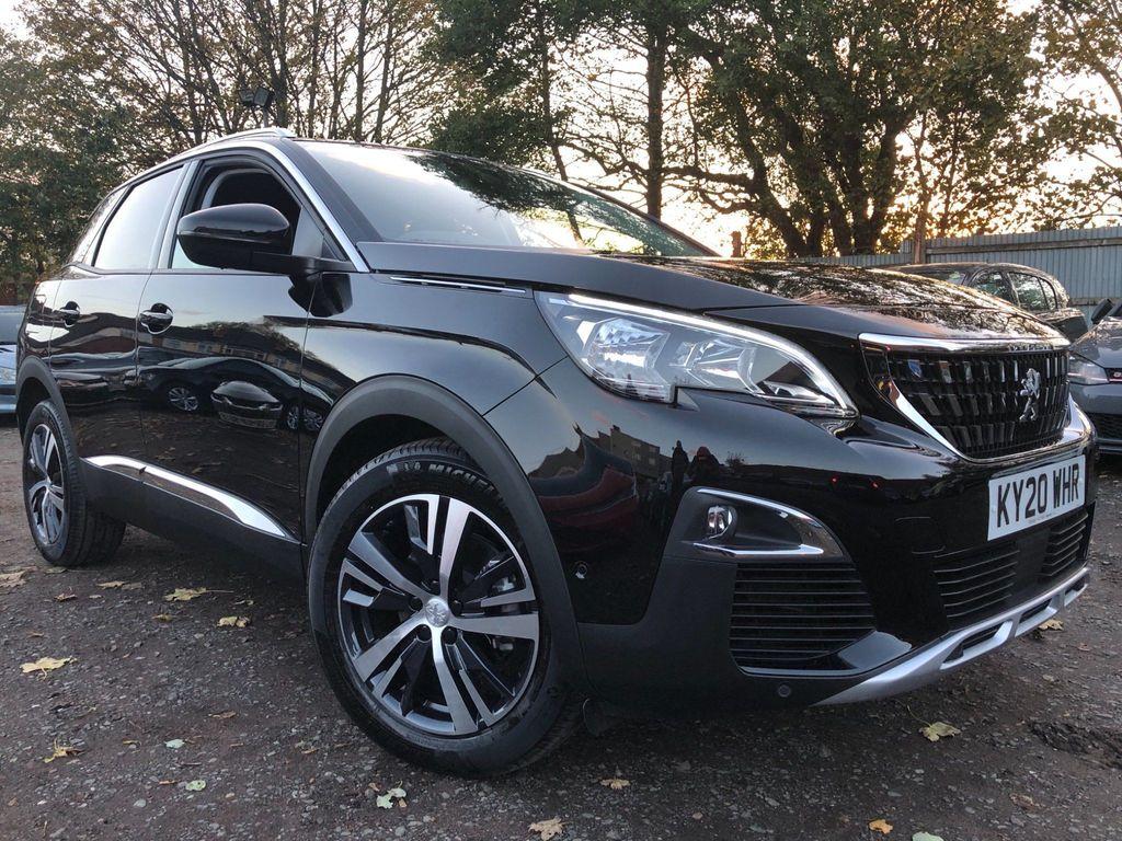 Peugeot 3008 SUV 1.2 PureTech Allure EAT (s/s) 5dr