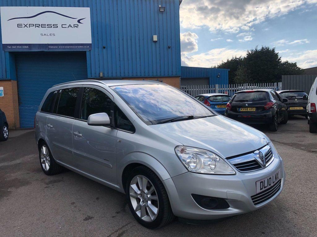 Vauxhall Zafira MPV 1.9 CDTi 16v Elite 5dr