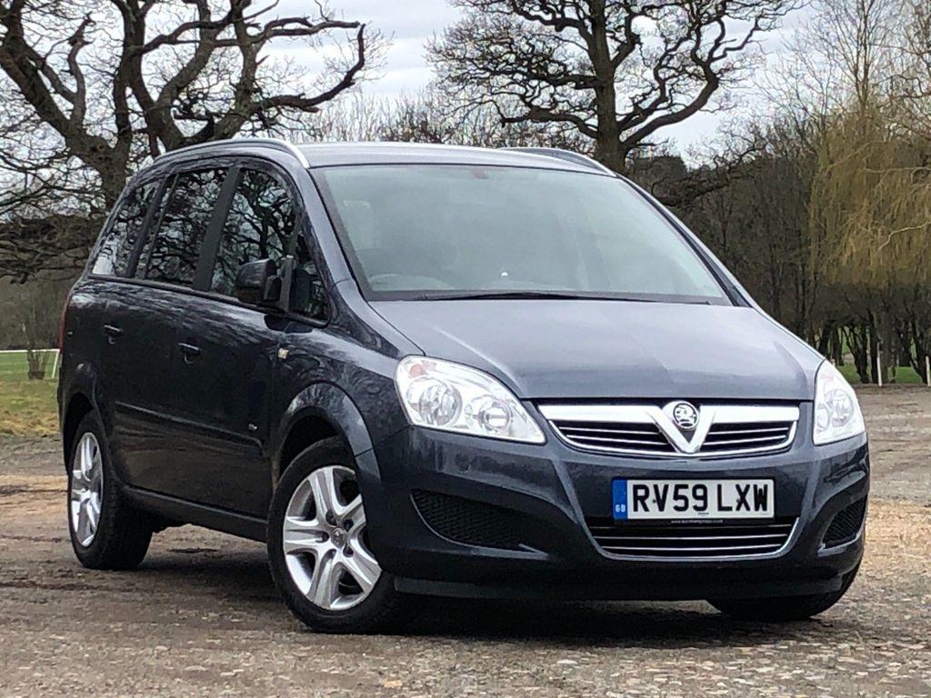 Vauxhall Zafira MPV 1.9 CDTi Active 5dr