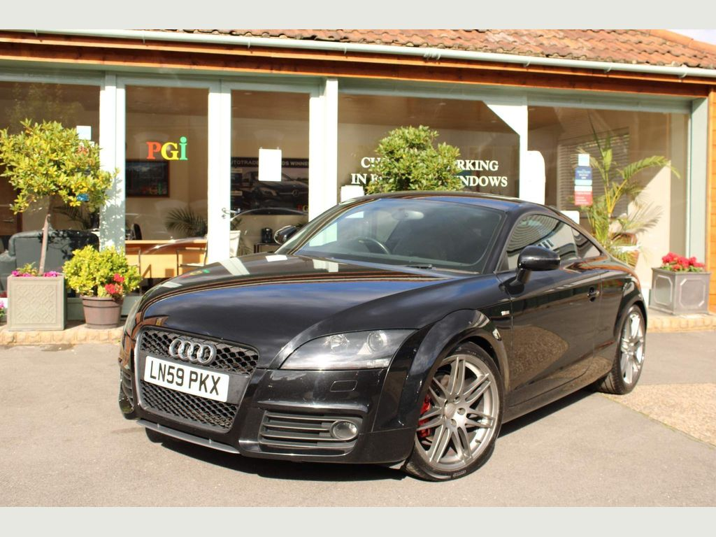 Audi TT Coupe 2.0 TFSI S line Special Edition S Tronic 3dr