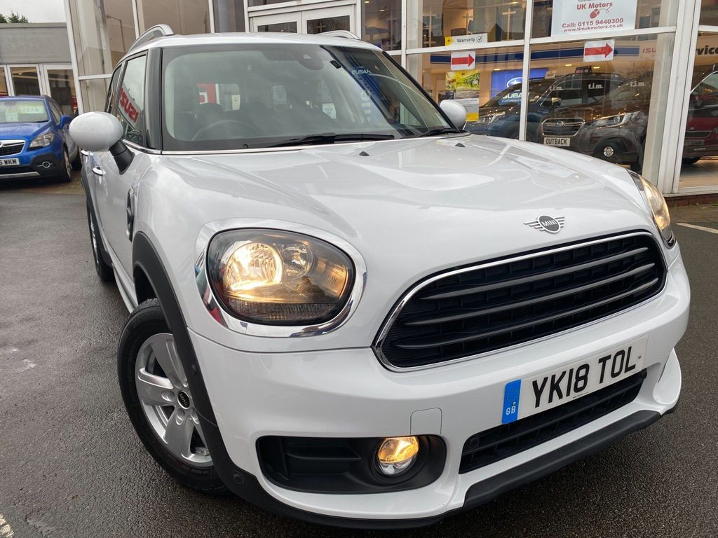 MINI Countryman SUV 1.5 Cooper Steptronic (s/s) 5dr