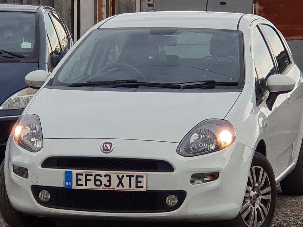 Fiat Punto Hatchback 1.2 8V Easy 5dr