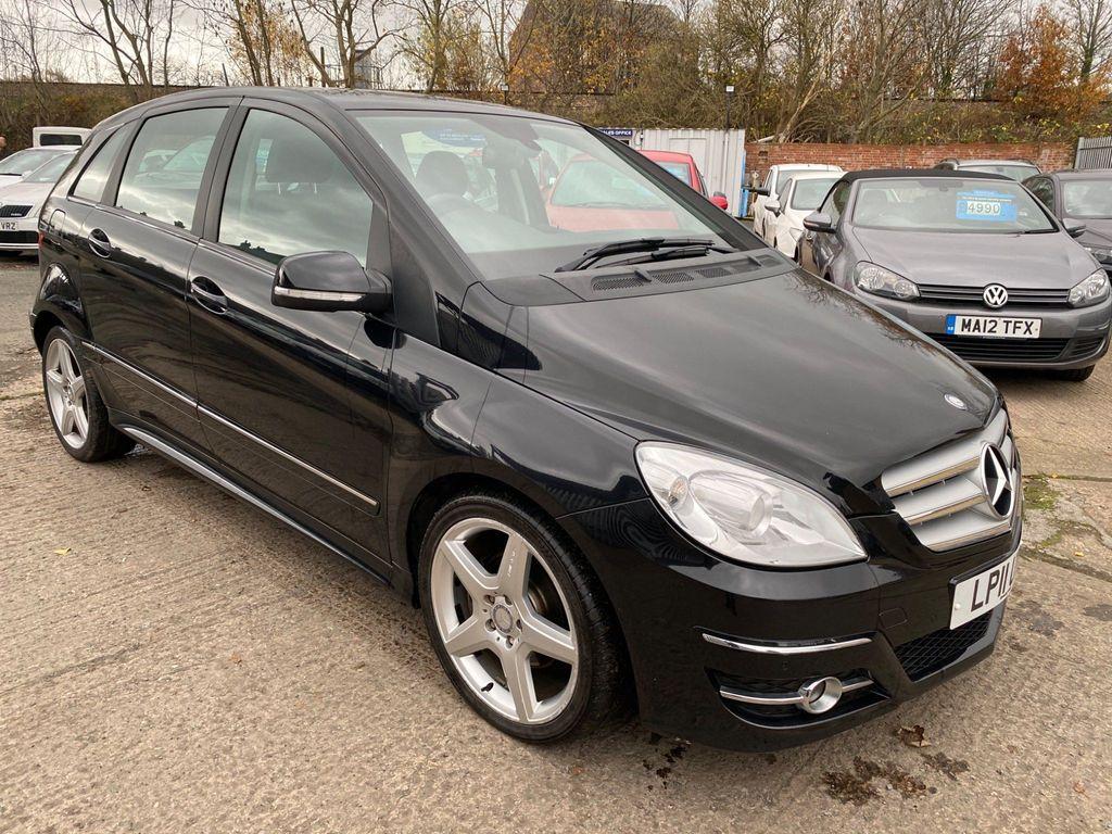 Mercedes-Benz B Class Hatchback 2.0 B180 CDI SE 5dr
