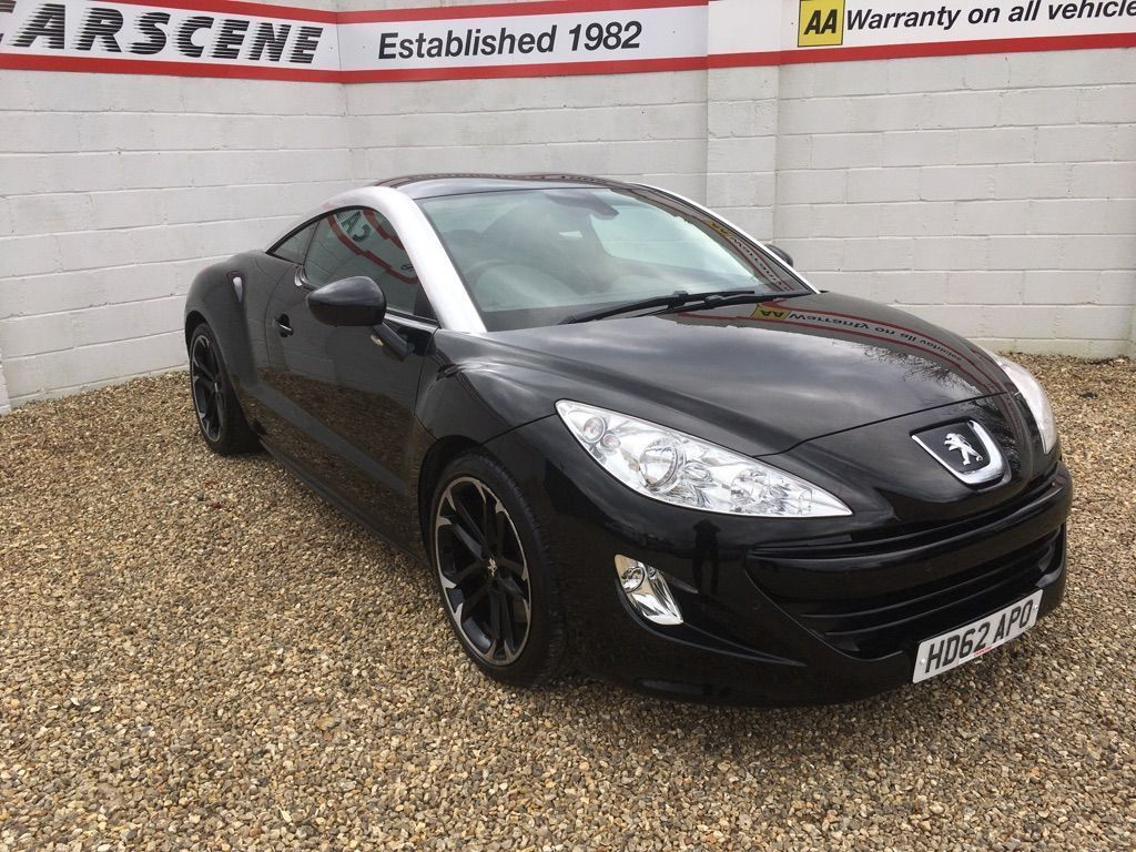 Peugeot RCZ Coupe 2.0 HDi GT 2dr