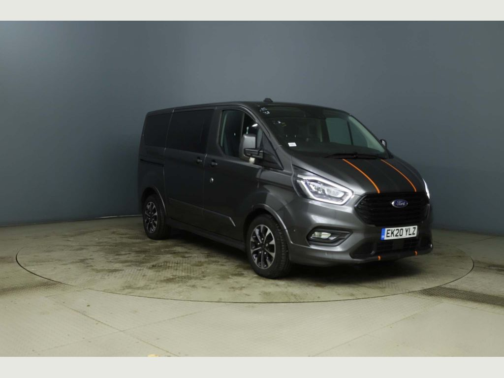 Ford Tourneo Custom Other 2.0 320 EcoBlue Sport L1 EU6 (s/s) 5dr