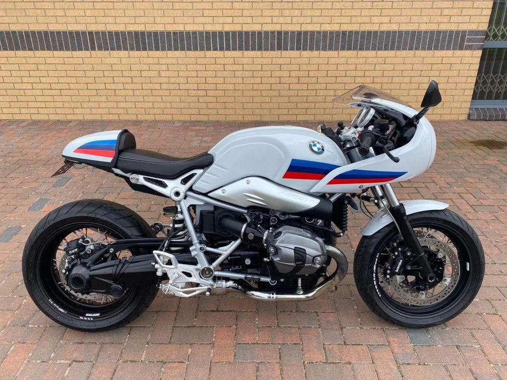 BMW R nineT Racer Naked 1200 Racer ABS