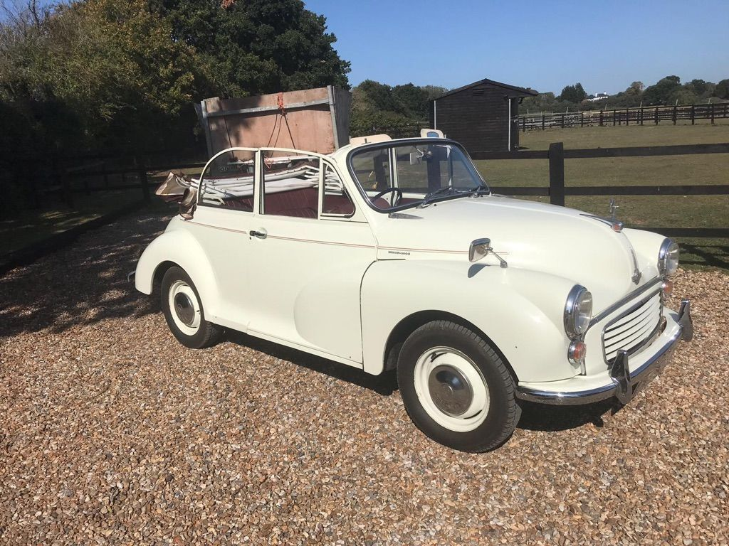 MORRIS MINOR Unlisted {Edition unlisted}