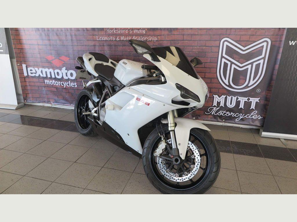 Ducati 848 Sports Tourer 850 848