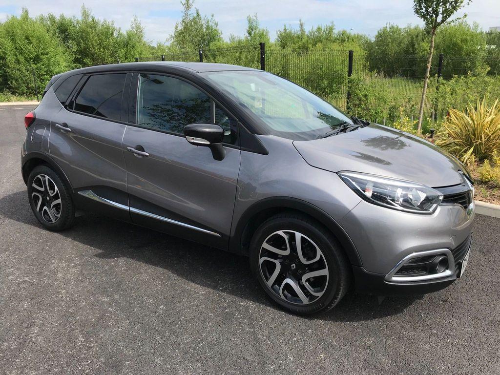 Renault Captur SUV 1.5 dCi ENERGY Dynamique S Nav (s/s) 5dr