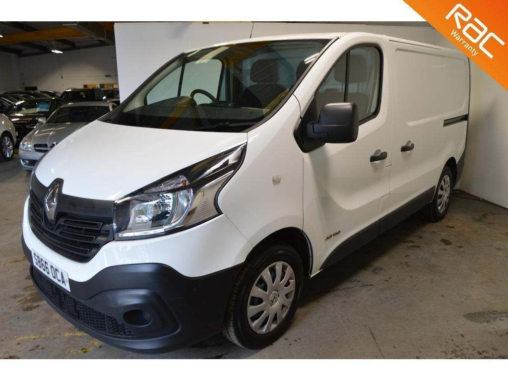 Renault Trafic Panel Van 1.6 dCi 27 Business L1H1 4dr