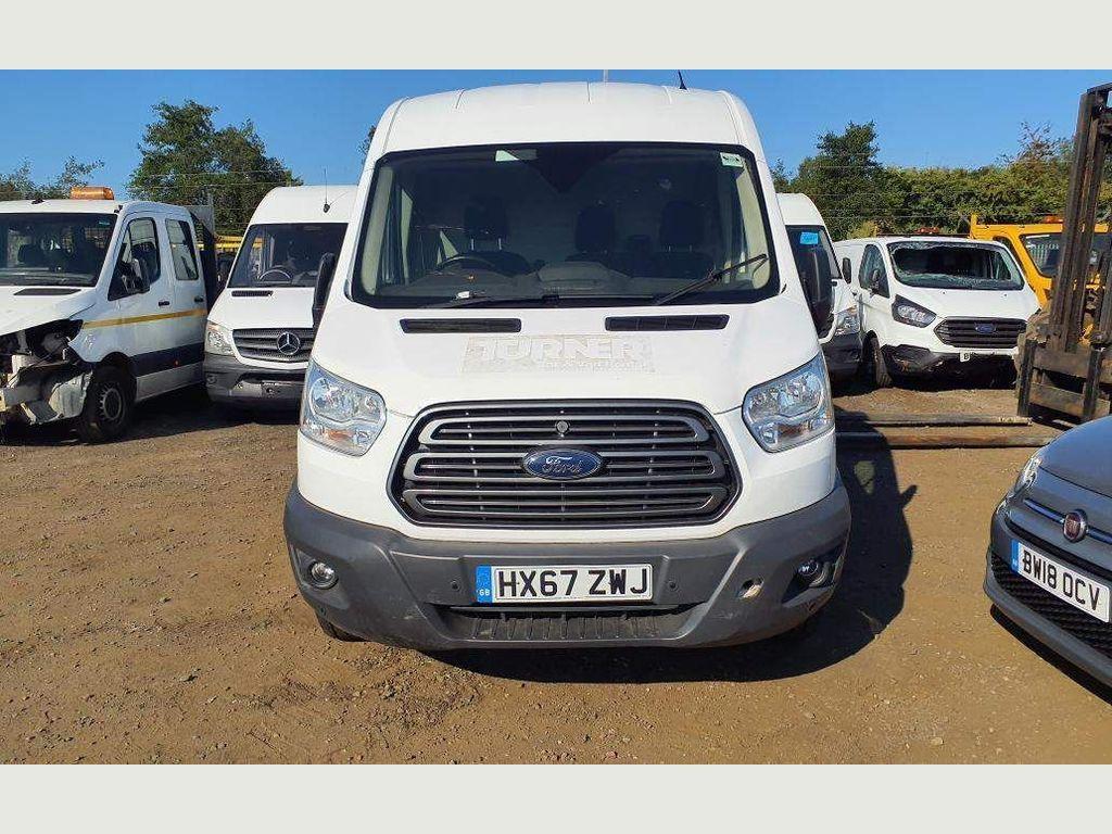 Ford Transit Panel Van 2.0 350 EcoBlue RWD L3 H2 EU6 5dr
