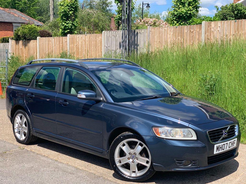 Volvo V50 Estate 2.0 SE 5dr