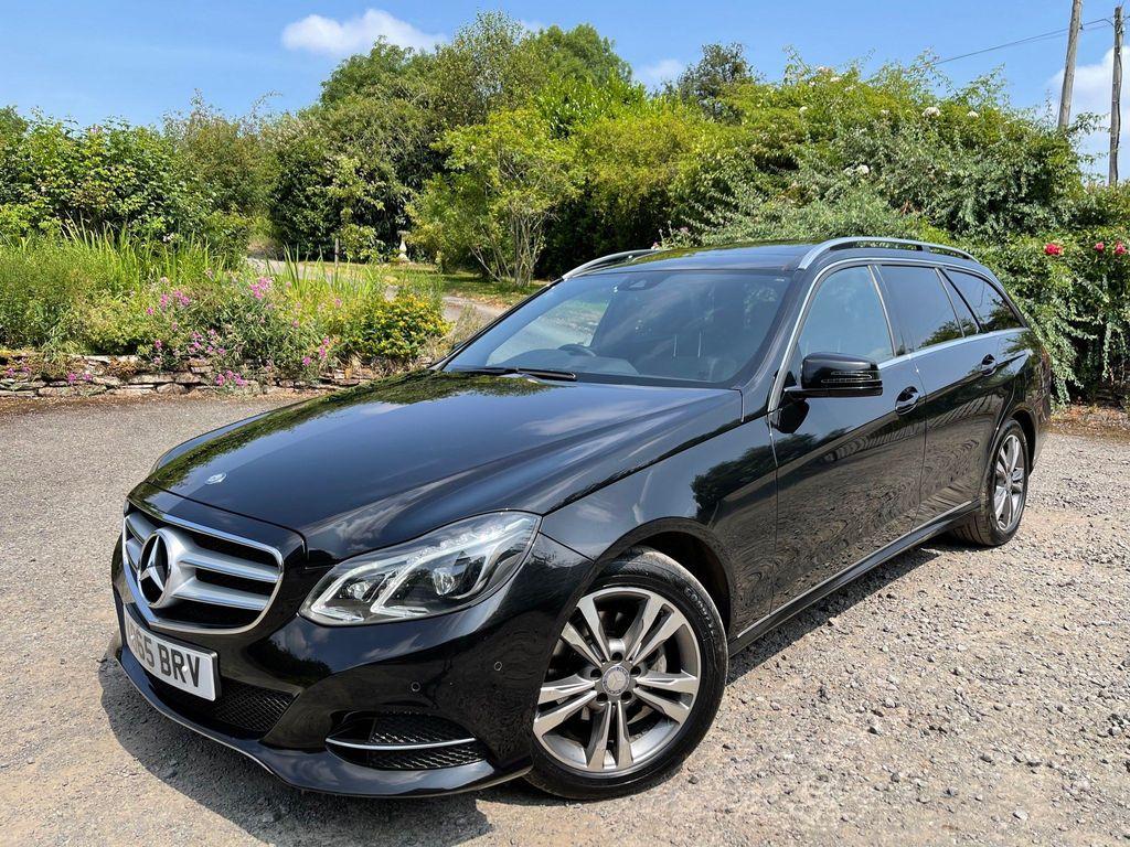 Mercedes-Benz E Class Estate 2.1 E220 CDI BlueTEC SE (Premium) 7G-Tronic Plus 5dr