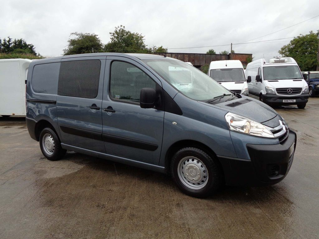 Citroen Dispatch Unlisted 1.6 HDi 1000 L1H1 Enterprise Panel Van 5dr