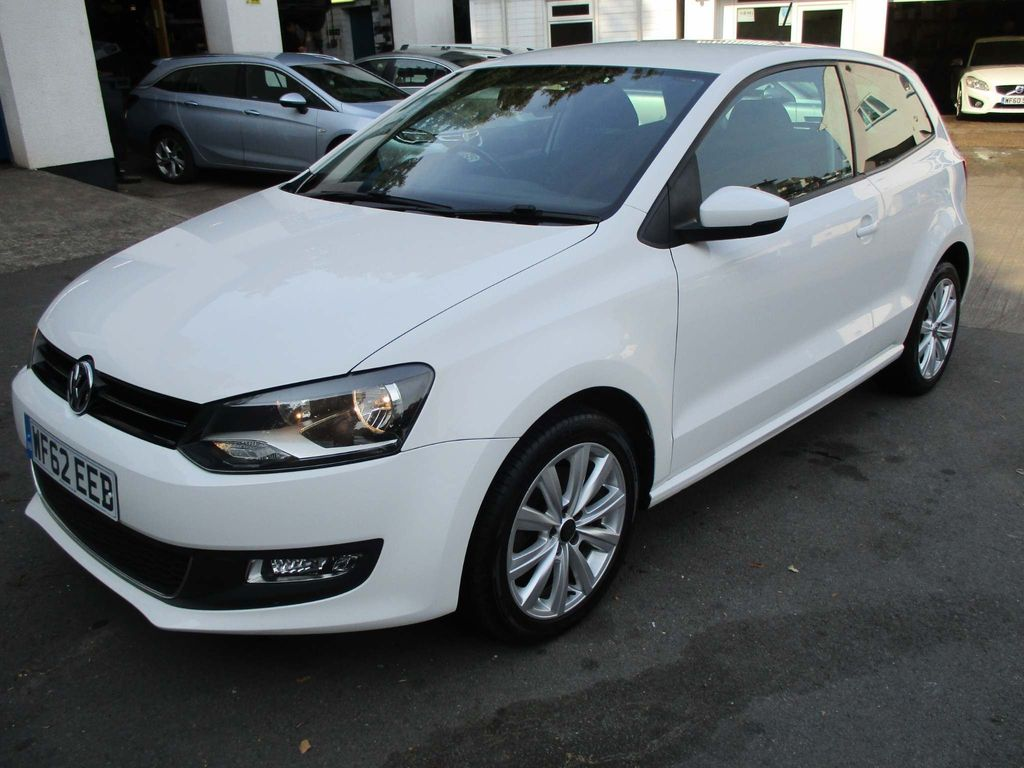 Volkswagen Polo Hatchback 1.2 TSI SEL 3dr