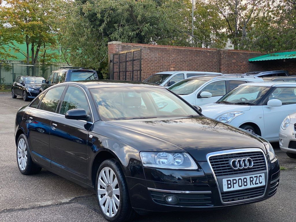 Audi A6 Saloon Saloon 2.0 TDI Limited Edition 4dr