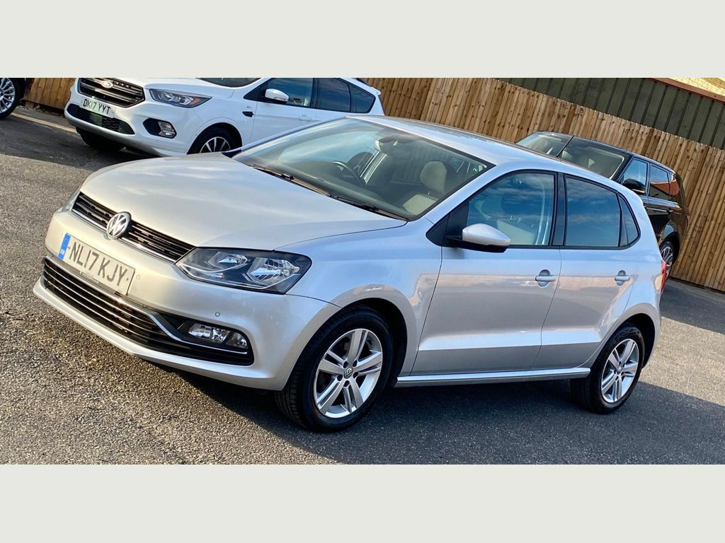 Volkswagen Polo Hatchback 1.4 TDI BlueMotion Tech Match Edition (s/s) 5dr