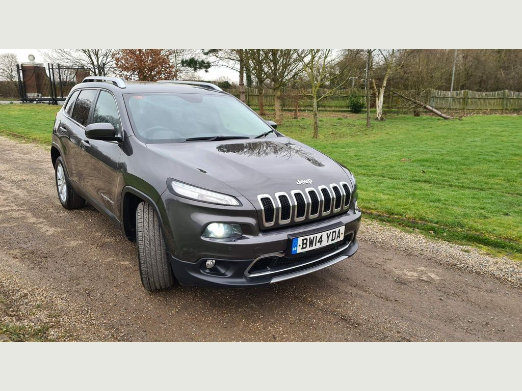 Jeep Cherokee SUV 2.0 CRD Limited (s/s) 5dr
