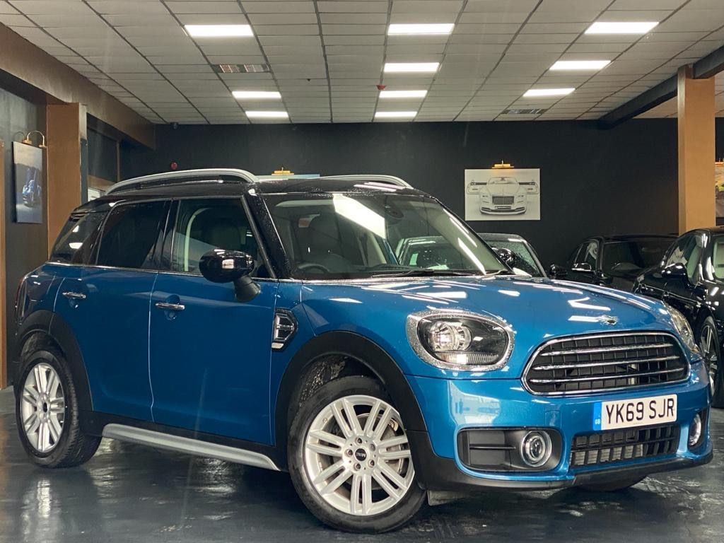 MINI Countryman SUV 1.5 Cooper Exclusive Steptronic (s/s) 5dr