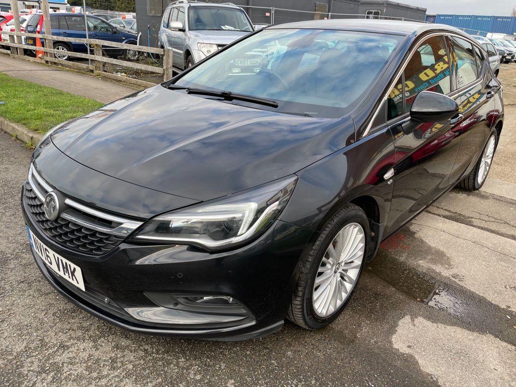 Vauxhall Astra Hatchback 1.6 CDTi BiTurbo Elite Nav (s/s) 5dr