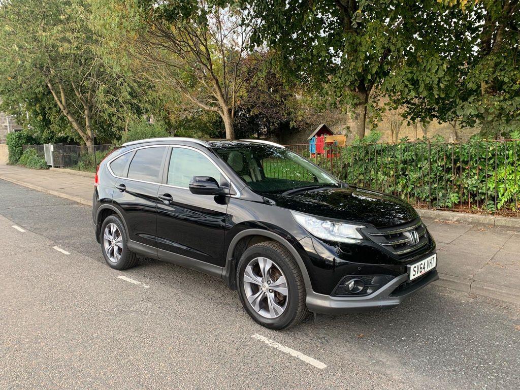 Honda CR-V SUV 2.0 i-VTEC EX 4x4 5dr