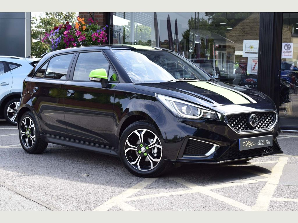 MG MG3 Hatchback 1.5 VTi-TECH Exclusive Nav (s/s) 5dr