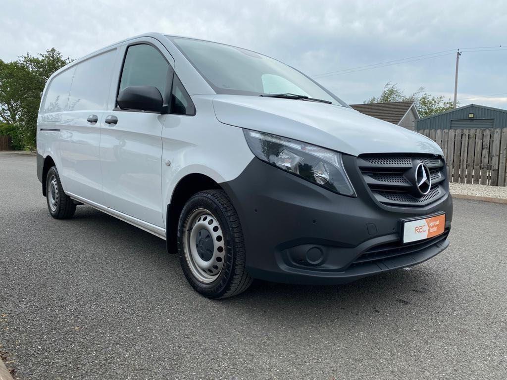 Mercedes-Benz Vito Panel Van 2.1 114 CDi Pure RWD L2 EU6 (s/s) 5dr