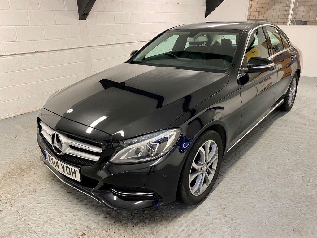 Mercedes-Benz C Class Saloon 2.1 C250 CDI BlueTEC Sport G-Tronic+ (s/s) 4dr