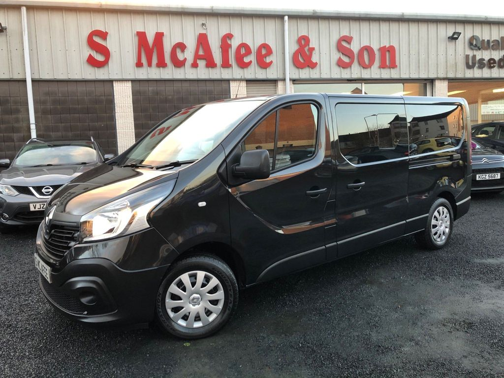 Renault Trafic Other 1.6 dCi ENERGY 29 Business (s/s) 5dr (9 Seat)
