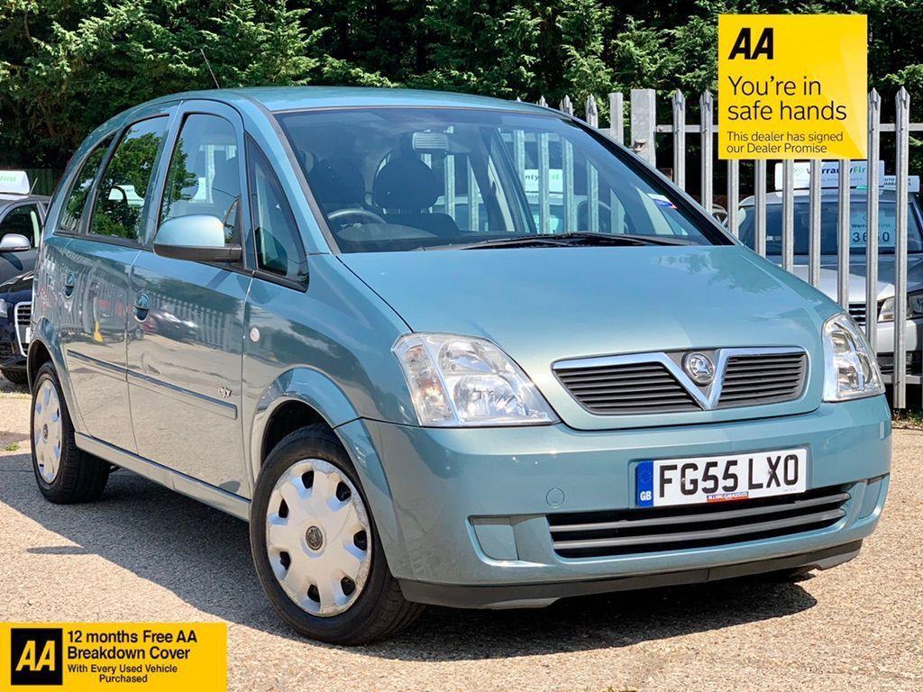 Vauxhall Meriva MPV 1.4 i 16v Enjoy 5dr (a/c)