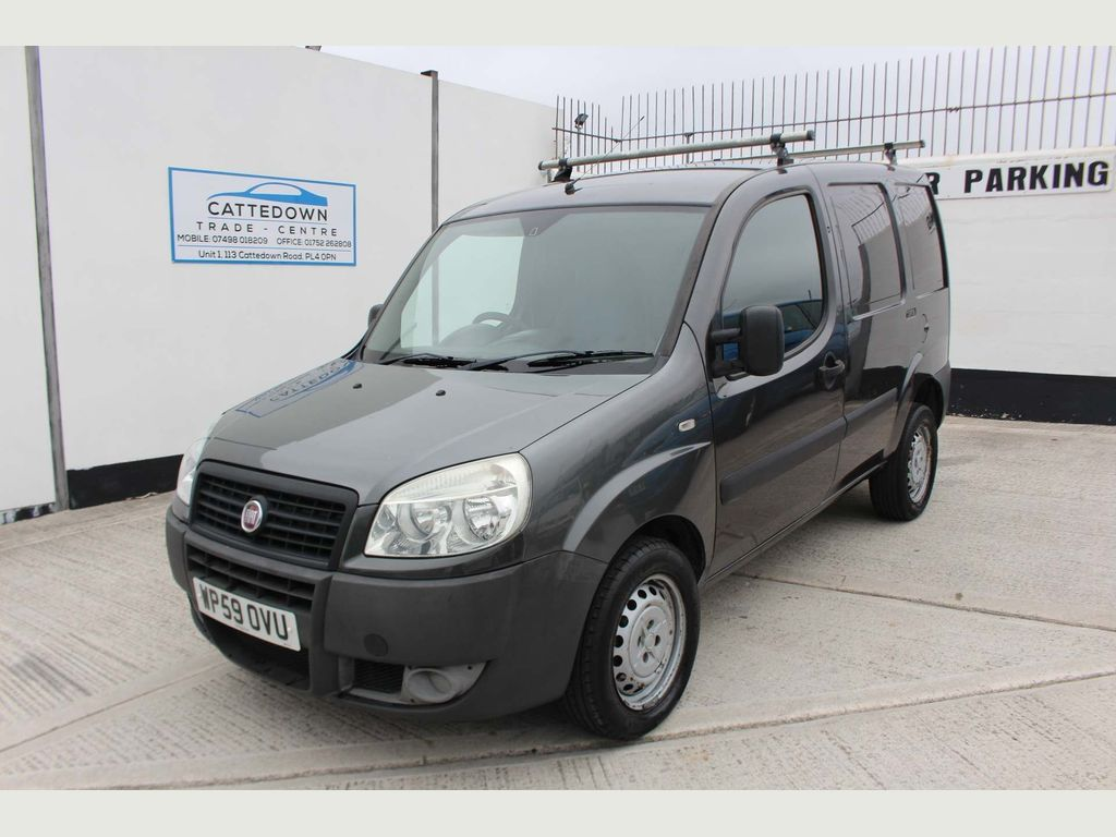 Fiat Doblo Panel Van 1.9 JTD MultiJet Panel Van 4dr