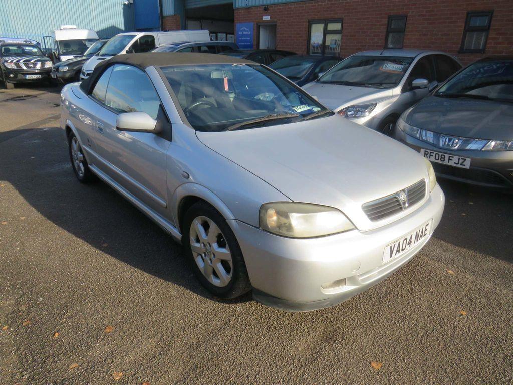 Vauxhall Astra Convertible 2.2 i 16v 2dr