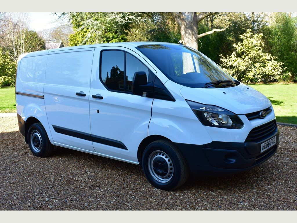 Ford Transit Custom Panel Van 2.0TDCI 270 ECO-TEC 130BHP 6DR A/C