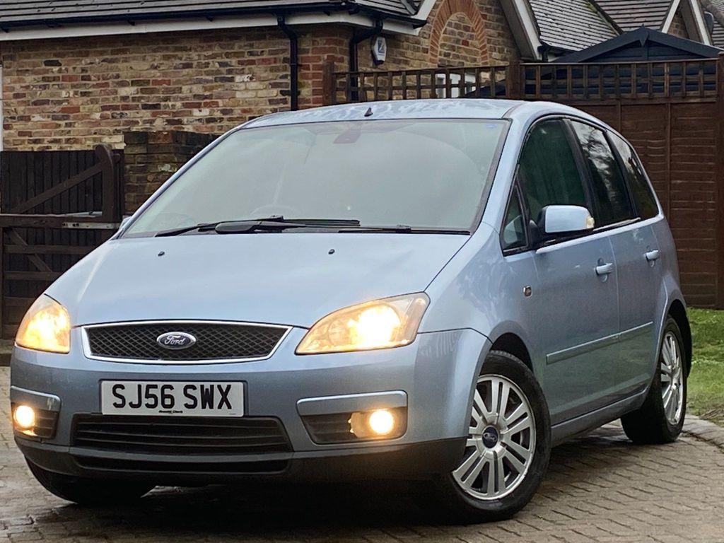 Ford Focus C-Max MPV 2.0 Ghia 5dr