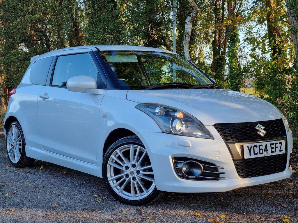 Suzuki Swift Hatchback 1.6 Sport 3dr (SNav)