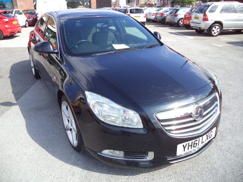 Vauxhall Insignia Hatchback 2.0 CDTi 16v SRi VX Line 5dr