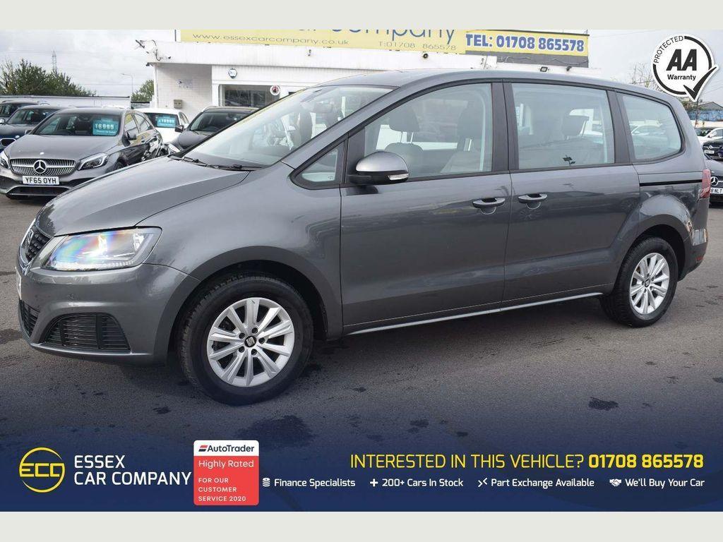 SEAT Alhambra MPV 1.4 TSI S (s/s) 5dr