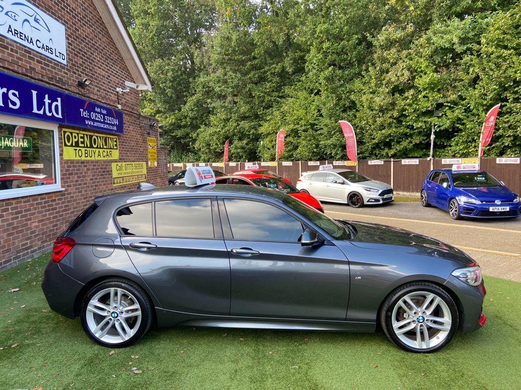 BMW 1 Series Hatchback 2.0 118d M Sport Auto (s/s) 5dr